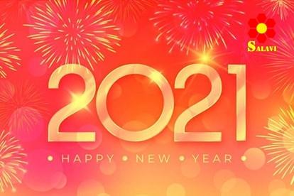 Salavi Agency Cần Thơ Thông báo nghỉ tết tây 2021 nn